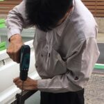 ガラス修理交換