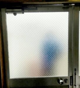 ガラス交換修理
