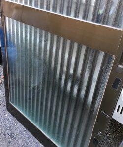 大和高田市ガラス交換修理
